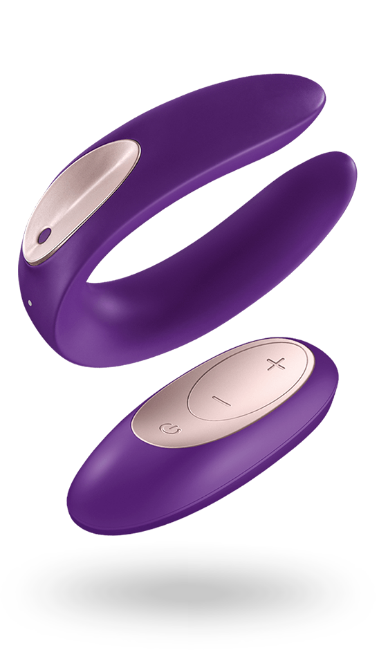 Double Plus Remote, el Satisfyer para parejas